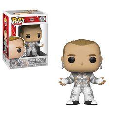 Funko Pop Wwe Triple H cráneo Rey Pop figura De Vinilo Nuevo Y En Stock Ahora