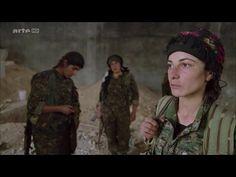 Kurdish Female Fighters / Kurdistan Documentary (English) HD - YouTube
