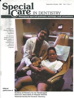 Special Care in Dentistry, Vol. 2, No. 5, 1982