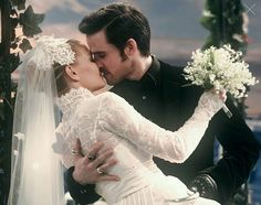 Captain Swan wedding! About time!