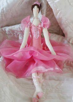 Tilda Bailarina (Rosa)