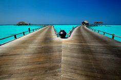 Beaches of the Maldives