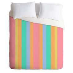 Lisa Argyropoulos Tropical Sundae Duvet Cover | DENY Designs Home Accessories