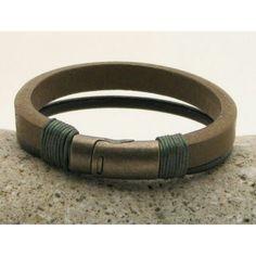 #leather #bracelets www.bonanza.com/booths/Atelye