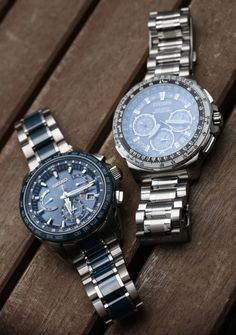 Seiko Astron GPS Solar Dual Time Watch Review Wrist Time Reviews Seiko Sportura, Gadget Watches, Types Of Technology, Photovoltaic Cells, Mechanical Watch, Casio, Omega Watch, Chronograph, Smart Watch