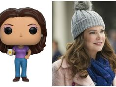 "The new ""Gilmore Girls"" action figures are here, and they are AH-MAZING"