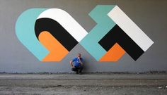 street art, typography