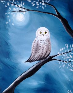 Best 25 owl canvas paintings ideas on pinterest owl for Painting with a twist greenville sc