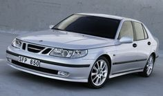 My sixth car Saab 9-5 Aero, I surely miss this car