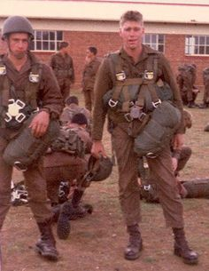 Airborne Army, Army History, Parachute Regiment, Brothers In Arms, Defence Force, Paratrooper, Military Life, My Heritage, African History