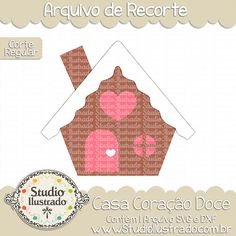 Candy Heart House