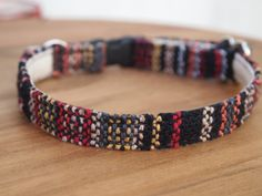 Hey, I found this really awesome Etsy listing at https://www.etsy.com/listing/237848203/boho-cat-collar
