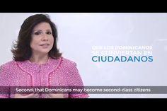 Margarita Cedeño llama a los Dominicanos en USA votar por Hillary Clinton