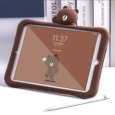 ipad case for kids ipad mini 4 case pro case Cute Ipad Cases, Cute Cases, Ipad Mini Cases, Funda Ipad Air 2, Ipad Pro, Iphone Reviews, Modelos Iphone, Accessoires Iphone, Ipad Accessories