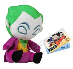 THE JOKER Funko Mopeez – Super Hero & Villain Plushies by Funko |