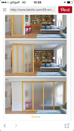 Room separator