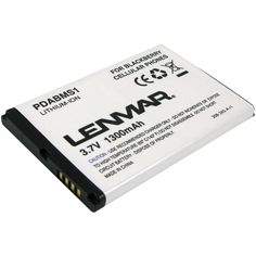 Lenmar Blackberry Bold 9000 Personal Data Assistant Replacement Battery