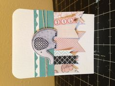 Baby card - love this