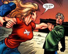 Marvel Boy aka Noh-Varr