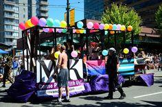 Vancouver Pride Parade 2012, via Flickr.