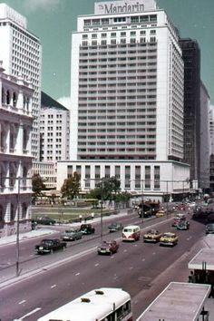 Mandarin Hotel, 1960s - 1970s Hong Kong