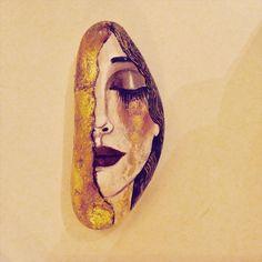Stone of Habbele. #stonepainting #art #masal #nilgunakyol #masalbozcaada…