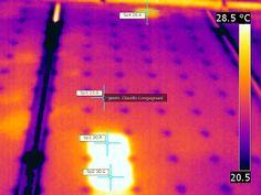 Termografia: Controllo termografico degli impianti fotovoltaici...