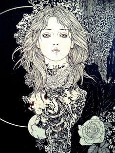 Takato Yamamoto. Japanese artist.