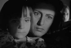 """Photo: Anna Magnani in """"Bellissima"""" (1951), di Luchino Visconti."""