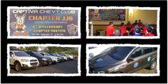 Anniversary Captiva Chevy Club - Chapter JJS ( meeting and touring Magelang - Ambarawa ) Chevrolet Captiva, Touring, Chevy, Monster Trucks, Anniversary, Club