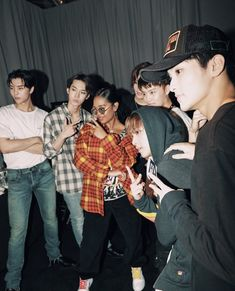 Chicken Noodle Spoop — kmusicandblackwomen: NCT 127 & H. Mark Lee, K Pop, Nct 127, Kim Dong Young, Global Citizen Festival, Rapper, Nct Group, Nct Johnny, Nct Life