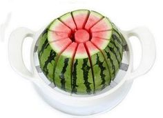 This melon slicer makes fast work of big fruit. | 21 Kitchen Gadgets You Should Splurge On This Summer