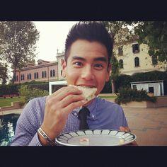 Eddie Peng . He is cute :D
