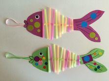 Duben 1st: contortionists fish