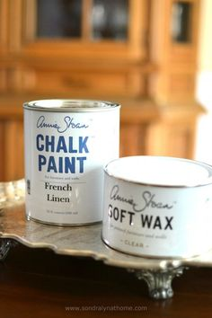 China Cabinet Chalk Paint Redo- French Linen - Sondra Lyn at Home China Cabinet Redo, Painted China Cabinets, Chalk Paint Furniture, Cool Furniture, Furniture Refinishing, Furniture Projects, Rustic Furniture, Vintage Furniture, Diy Projects