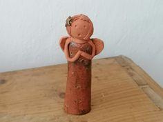 Engel aus Keramik Weihnachtsdeko homedeko
