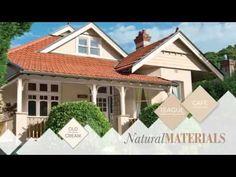 Exterior Colours with Shaynna Blaze: Natural Materials