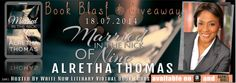 Lynelle Clark: Book Blast: Married in the nick of time by Alretha Thomas...