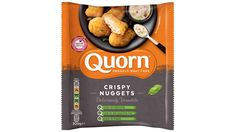 Quorn chicken nuggets for Eli, he will never know!
