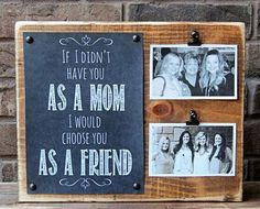 Show your mother and mother-in-law some love and appreciation with thoughtful gifts.