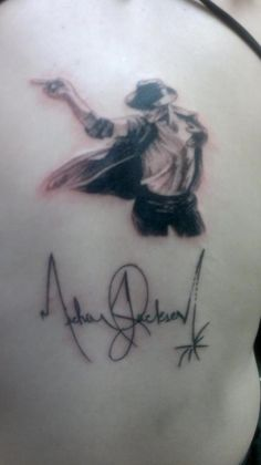 My MJ Tattoo. Still adding! | The Official Michael Jackson Site
