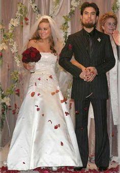 Shanna Moakler Wedding Dress