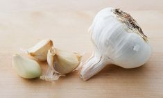 Garlic REALLY is good for your heart...