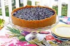 Dessert Recipe Idea: No-Bake Blueberry Cheesecake (It's Gluten- and Dairy-Free!)