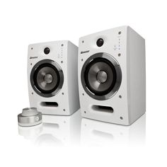 Pioneer S-DJ05-W actieve DJ en studio monitor wit