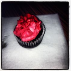 Revival Cupcake made with Revival Stout - 10.14.2012