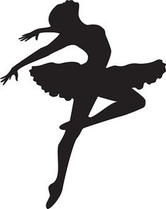 Ballerina Silhouette, Dance Silhouette, Silhouette Images, Silhouette Vector, Balerina Drawing, Ballerina Kunst, Ballet Art, Ballet Dance, Free Vector Art