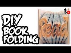 DIY Book Folding, The Robot Apocalypse and You! - Man Vs. Youtube #7 - YouTube