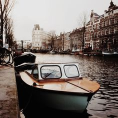 #Amsterdam by Duncan Wolfe  Visit us : http://bit.ly/1m63hr8