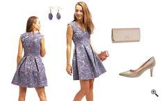 hochzeitsoutfits f r g ste festliche kleider zur hochzeit. Black Bedroom Furniture Sets. Home Design Ideas
